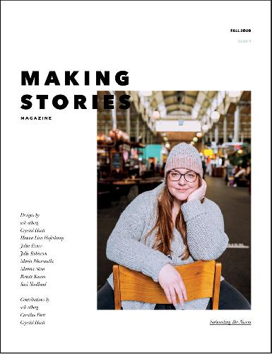 Making Stories Making Stories Book Magazine Issue 4