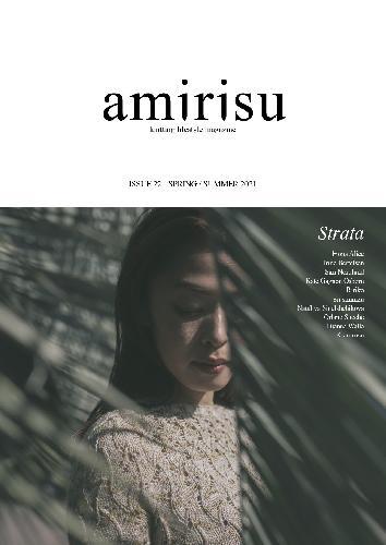 Amirisu Issue 22 Buch