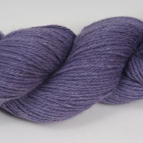 Aslan Trends King Baby Llama & Mulberry Silk Garn Lilac