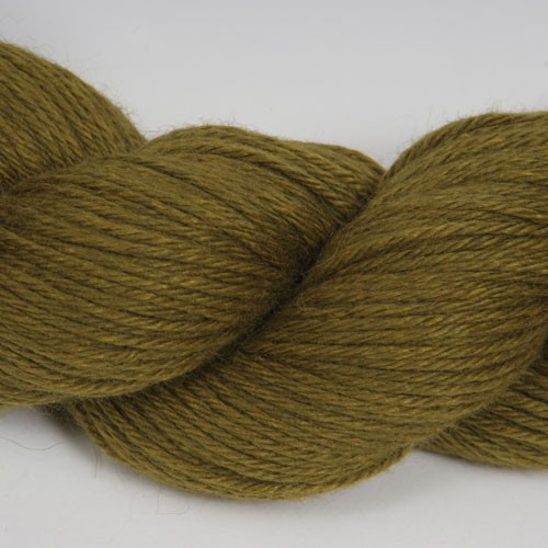 Aslan Trends King Baby Llama & Mulberry Silk Yarn Olive