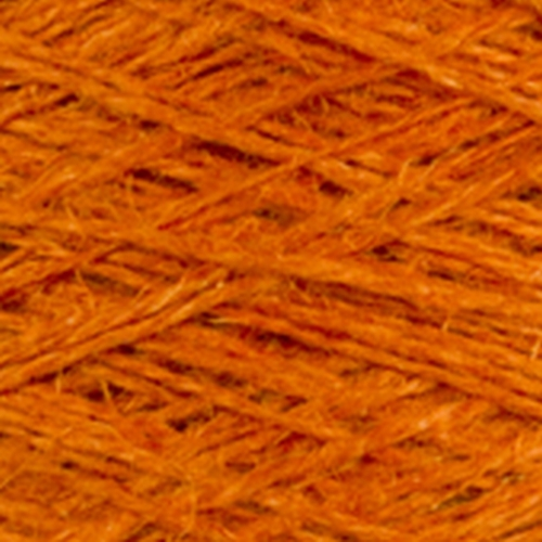 BC Garn Lino Garn Orange Ln06