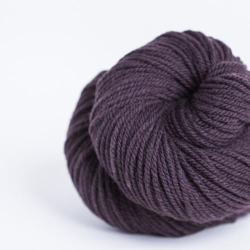 Brooklyn Tweed Arbor Yarn Black Fig