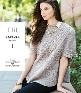 Brooklyn Tweed Capsule - Olga Buraya-Kefelian