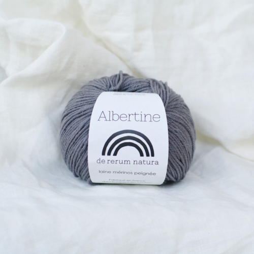de rerum natura Albertine Yarn Elephant