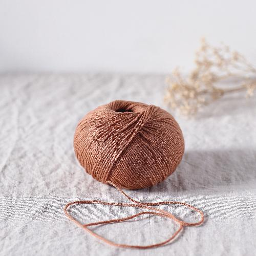de rerum natura Albertine Yarn Or Rose