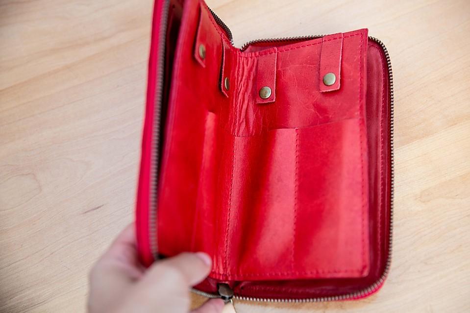 FIX Needle Wallet