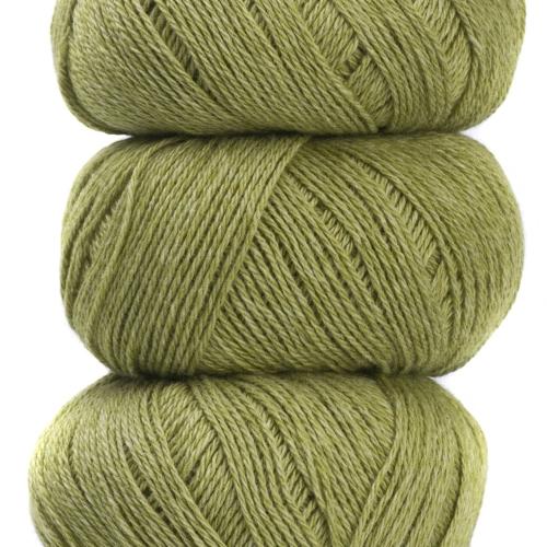 Geilsk Bomuld og Uld Garn Grass C 3