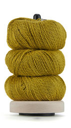Geilsk Sommer Garn S 19, yellow-green