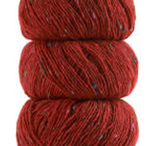 Geilsk Tweed Yarn Burnt Orange T31