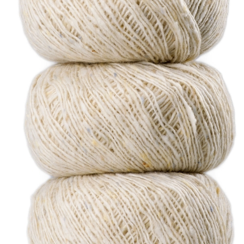 Geilsk Tweed Yarn Natural T4