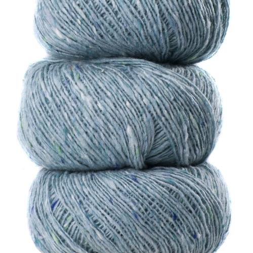 Geilsk Tweed Garn Sky T13
