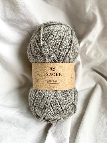 Isager Eco Baby Yarn E4s