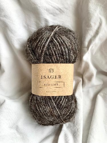 Isager Eco Soft Yarn 4s