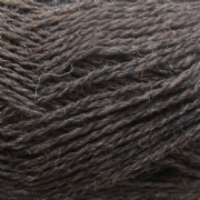 Isager Highland Wool Garn Chocolate