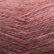 Isager Highland Wool Garn Rose