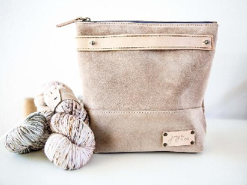 Joji & Co. BA Bag Projektbeutel Dusty Pink