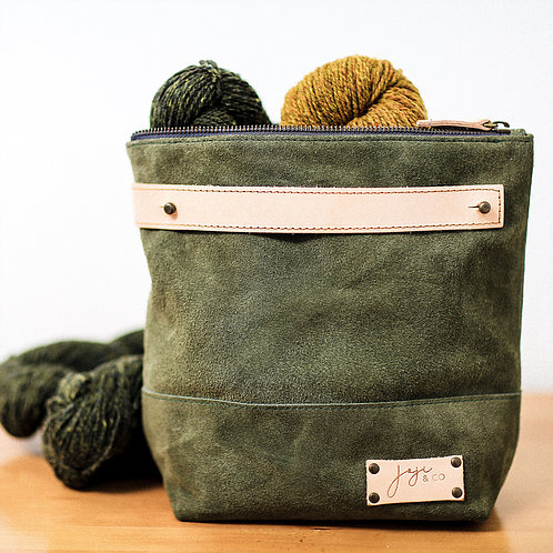 Joji & Co. BA Bag Bags Olive