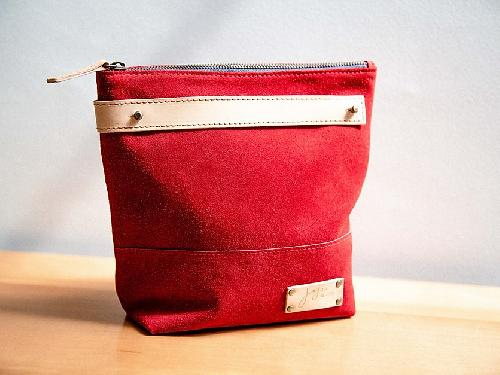 Joji & Co. BA Bag Projektbeutel Red