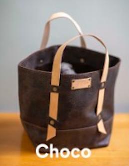 Joji & Co. FORAGE Bag Projektbeutel Choco