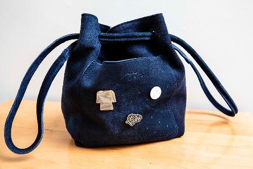 Joji & Co. HOBO Bag Bags Blue