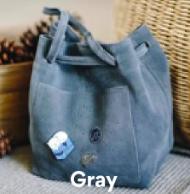 Joji & Co. HOBO Bag Bags Gray