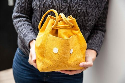 Joji & Co. HOBO Bag Bags Yellow