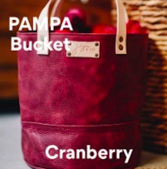 Joji & Co. PAMPA Projektbeutel Cranberry