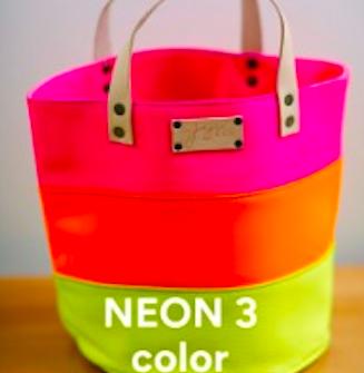 Joji & Co. PAMPA Projektbeutel Neon 3 Colors