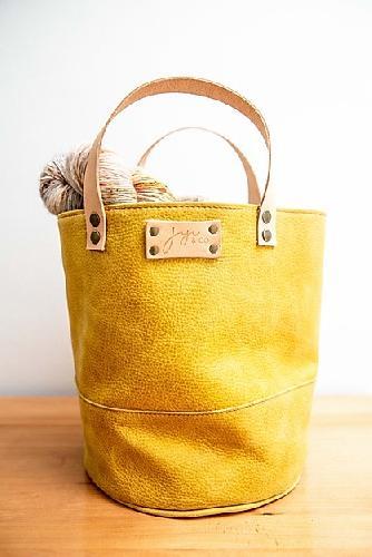 Joji & Co. PAMPA Projektbeutel Yellow
