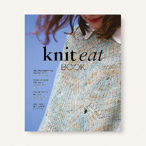 Knit Eat Knit Eat Book Knit Eat Book