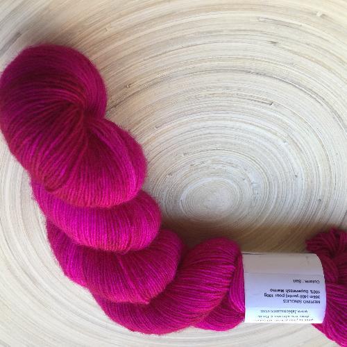 La Bien Aimee Merino Singles Yarn Sari