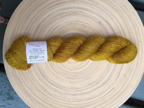 La Bien Aimee Merino Singles Yarn Yellow Brick Road