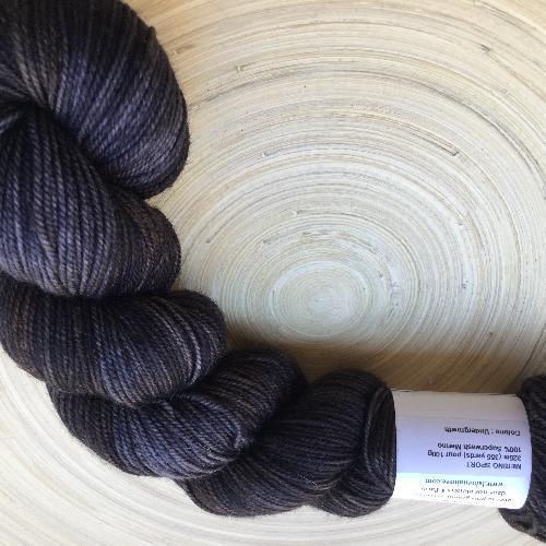 La Bien Aimee Merino Sport Yarn Undergrowth