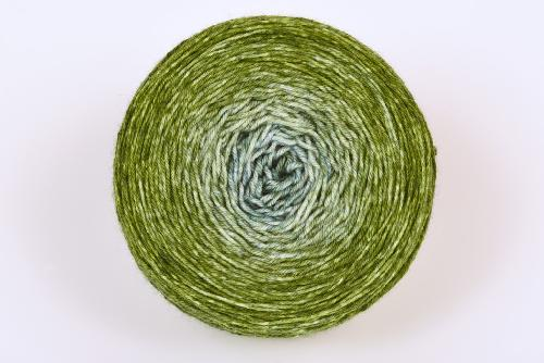 La Fee Fil Gradient 100 gr Yarn Dans la foret de Broceliande