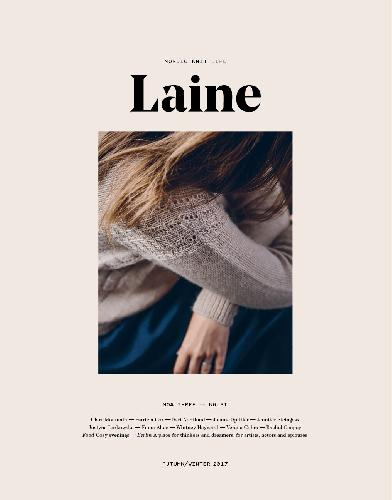Laine Magazine LAINE Magazine Buch Issue No. 3