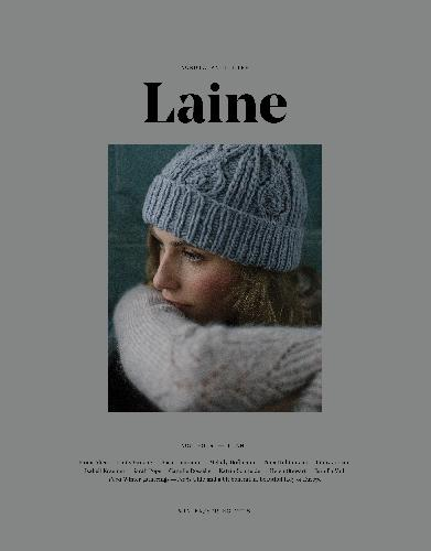Laine Magazine LAINE Magazine Book Issue No. 4