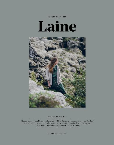 Laine Magazine LAINE Magazine Buch Issue No. 6