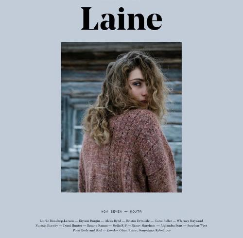 Laine Magazine LAINE Magazine Book Issue No. 7