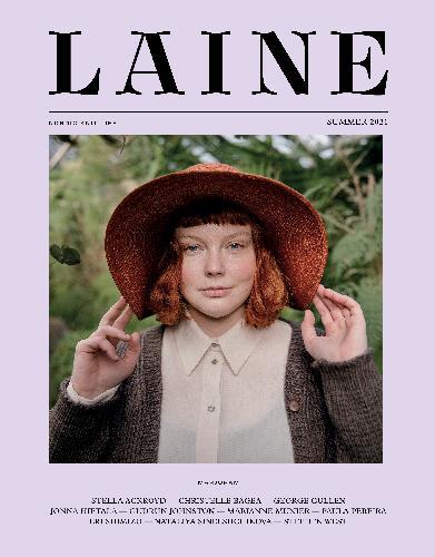 Laine Magazine LAINE Magazine Book Issue No. 11