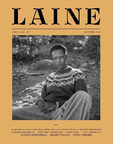 Laine Magazine LAINE Magazine Book Issue No. 12