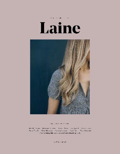 Laine Magazine LAINE Magazine Book Issue No. 5
