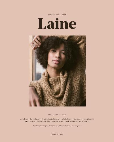 Laine Magazine LAINE Magazine Book Issue No. 8