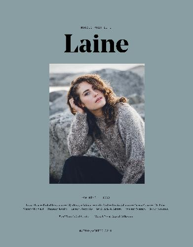 Laine Magazine LAINE Magazine Buch Issue No. 9