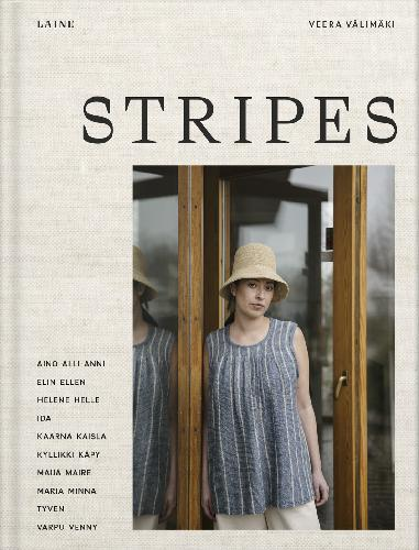 Laine Magazine Stripes Buch, schwer Veera Välimäki