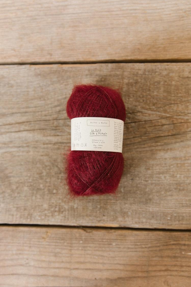Le Petit Silk et Mohair
