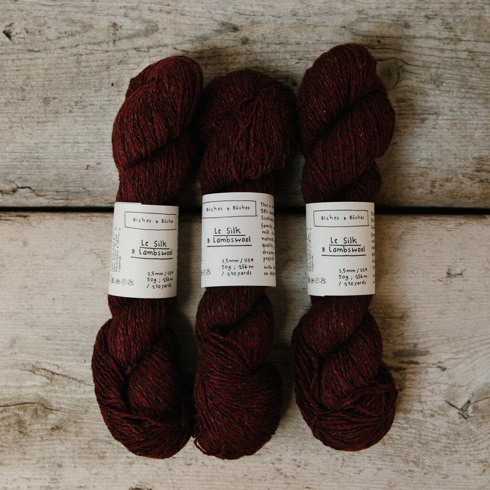 Le Silk et Lambswool