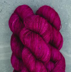Madelinetosh Merino light Yarn Coquette Deux