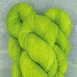 Madelinetosh Merino light Yarn Grasshopper