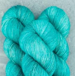 Madelinetosh Merino light Yarn Hosta Blue