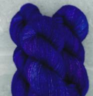 Madelinetosh Merino light Yarn Iris